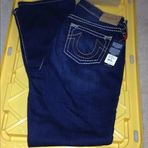 NWT True Religion jeans